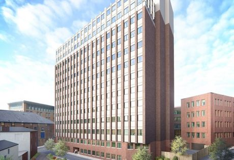 New Student Accommodation Investment Launched - Sovereign House, Sheffield