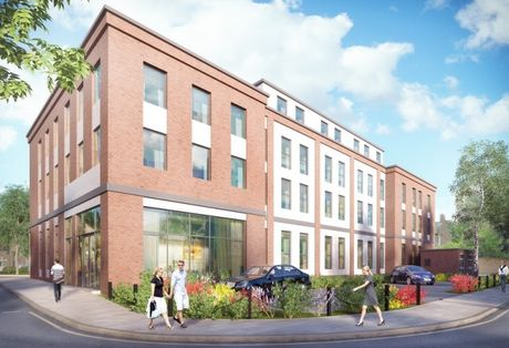 New Student Property Investment Launched - Chronicle House In Chester