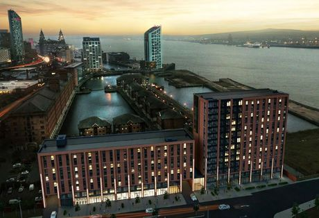 Park Central | New Residential Development On Liverpool Waters