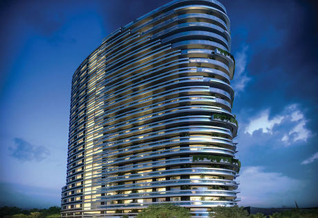 Royal Victoria Residences - Stunning New Development At Asian Business Port