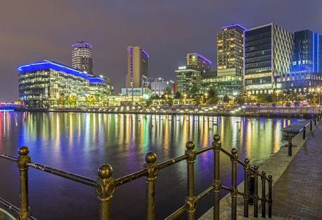 Manchester Property Prices Growing The Fastest In The UK
