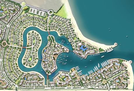 Sawari – the latest stunning new marina development in The Sahl Hasheesh