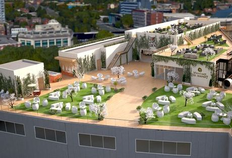 Shankly Hotel Reveals Plans For The New Rooftop Venue, Eden