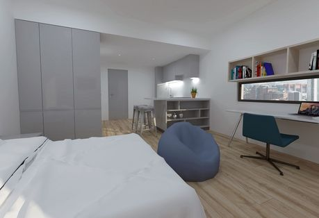 Discovery Quay - New Student Property Investment In Manchester