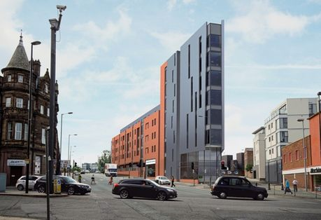 The Edge, Liverpool - New Student Property Development In Liverpool