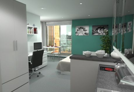 The Quadrant - New Student Property Investment In Liverpool, UK