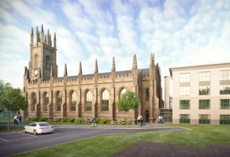 Trinity Church, Bolton - New Student Property For Sale In Bolton