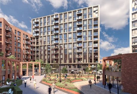 X1 South Bank | New Residential Development In Leeds