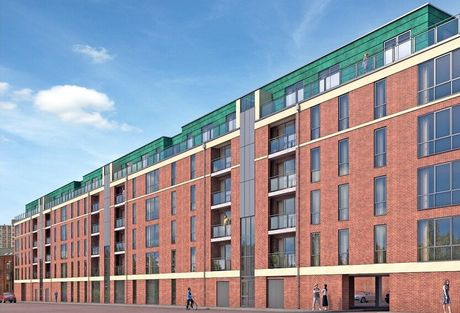 The Print House - Buy to Let Apartments in Manchester