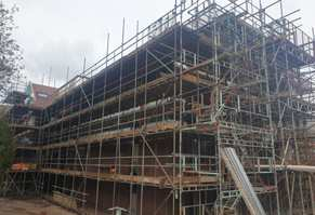 Orme House | April Construction Update
