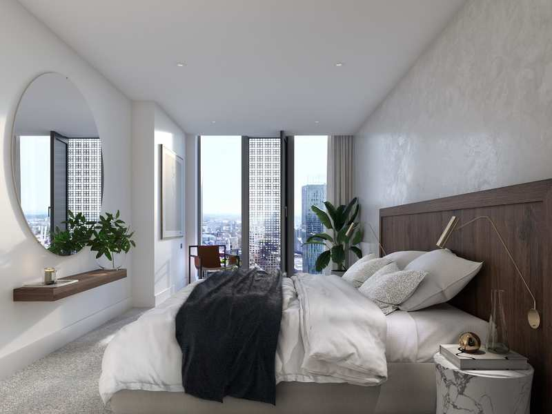 07 elizabeth tower manchester bedroom