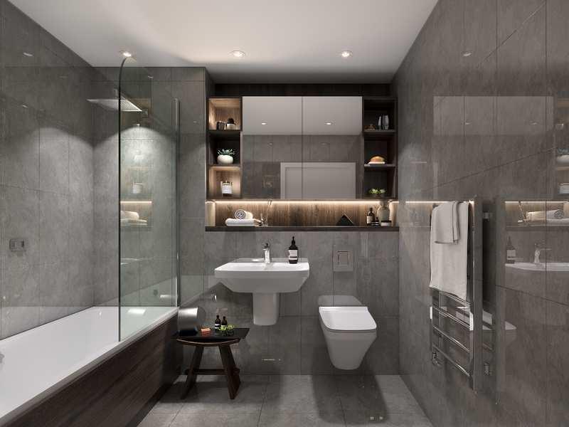 08 elizabeth tower manchester bathroom