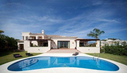Five Bedroom Villa For Sale In Nueva Andalucía, Málaga, Spain