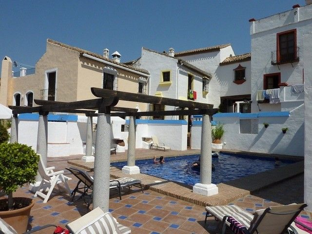 Four Bedroom Townhouse for Sale in Benahavís, Malaga, Spain