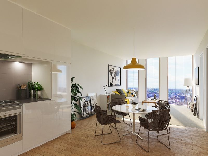 1 BED LIVING_01