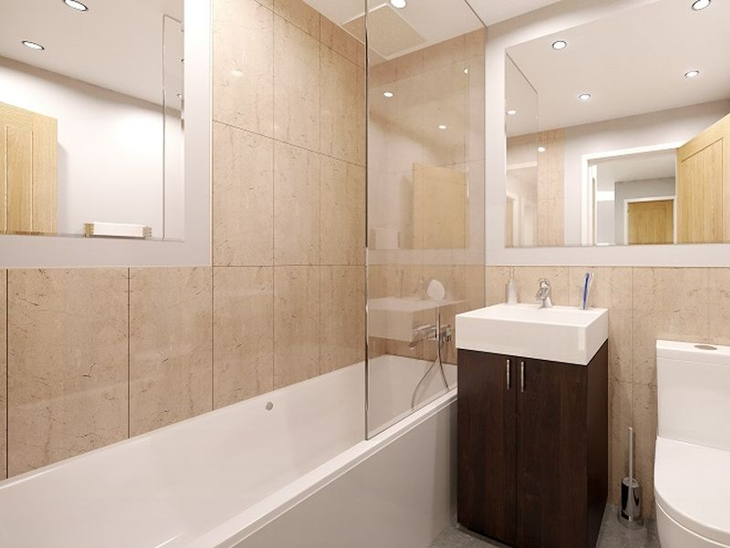 Westminster Works, Birmingham - Bathroom