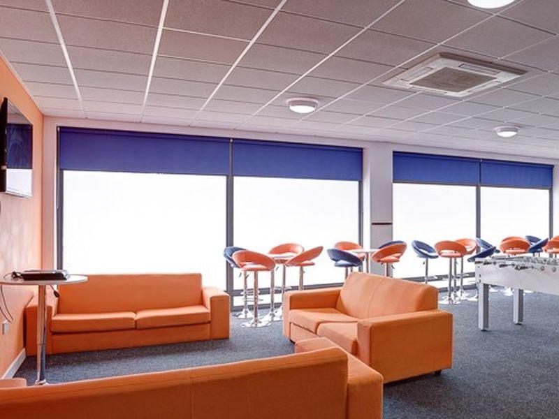 RH Lounge Area