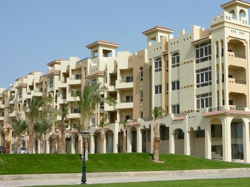 Two Bedroom Apartment - El Andalous over looking the Red Sea