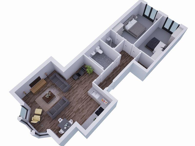 Example 3D plan    9.3D