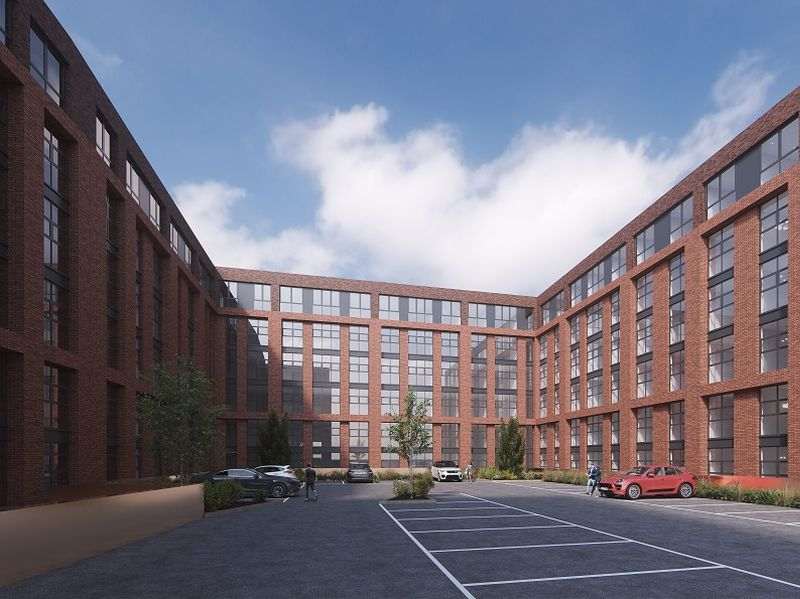 Westminster Works, Birmingham - External 2