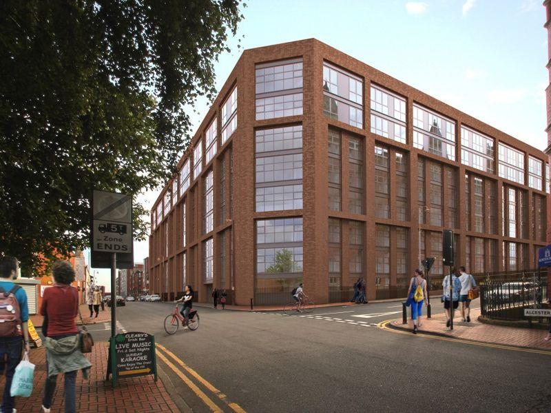 Westminster Works, Birmingham - External 4