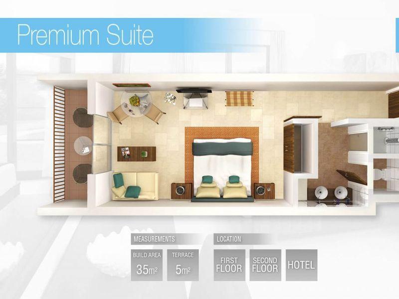 Premium Suite (Fractional)