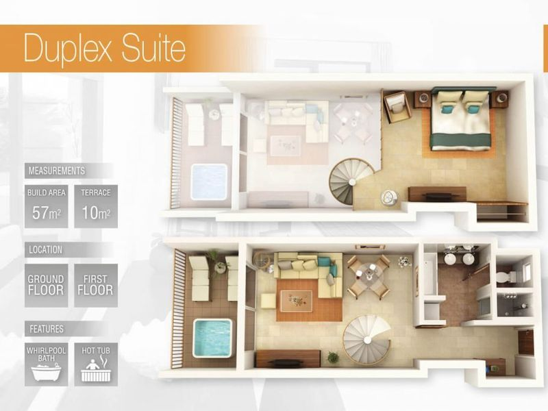 Duplex Suite (Fractional)
