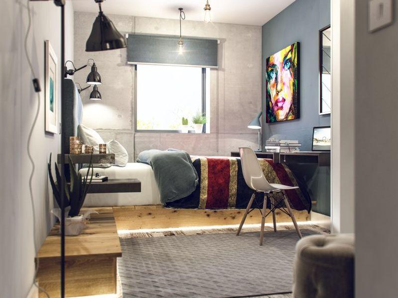 Aura, Liverpool - Student Studio 2
