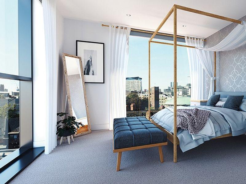 kent street residence bedroom example
