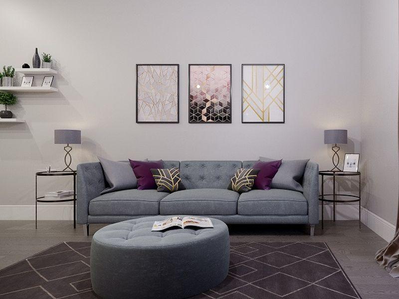 Westminster Works, Birmingham - Living Room 1