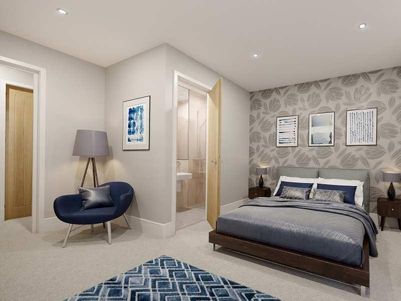 Middlewood Plaza bedroom