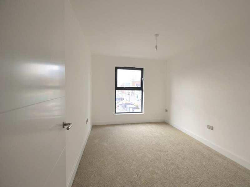 tennant street lofts bedroom