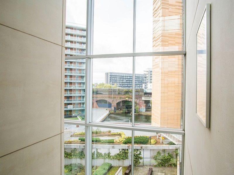 Views over city centre