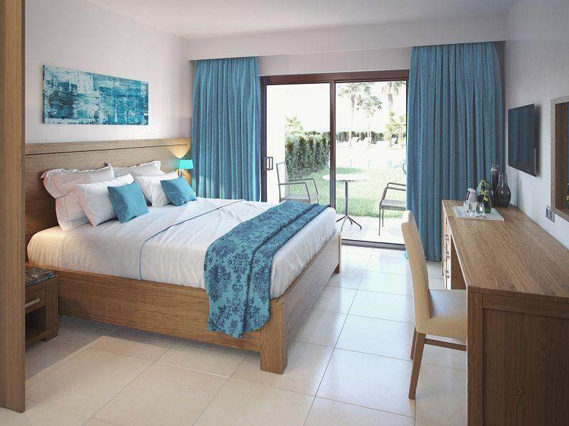 White Sands Resort   type D bedroom