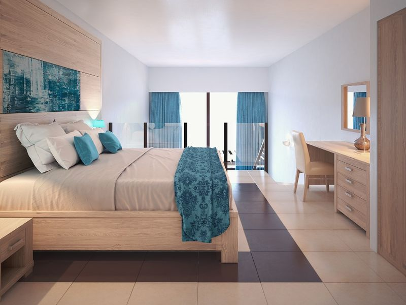 White Sands Resort   type U bedroom