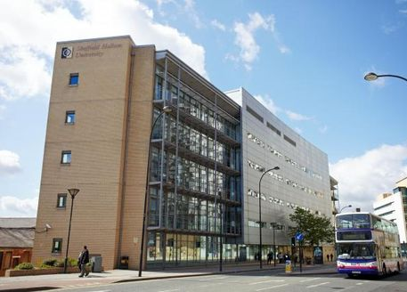 The Sheffield Hallam University